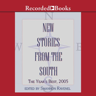 New Stories From the South 2005 by Shannon Ravenel audiobook