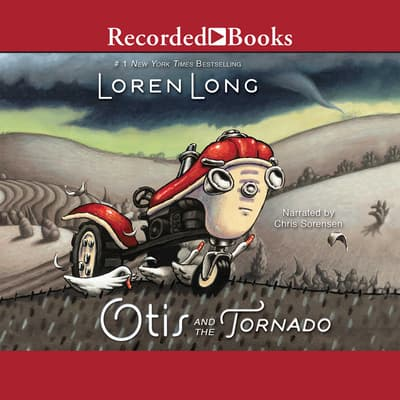 Otis and the Tornado by Loren Long audiobook