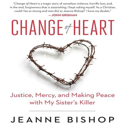 Change of Heart by Jeanne Bishop audiobook