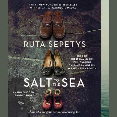 Salt to the Sea by Ruta Sepetys audiobook