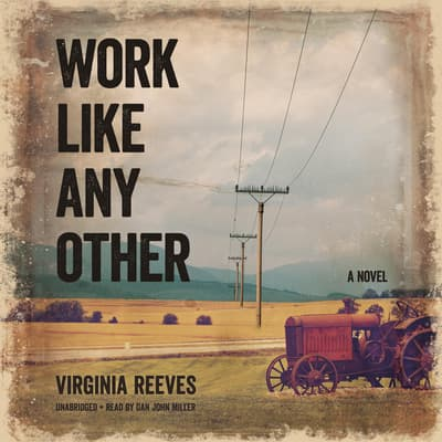 Work like Any Other by Virginia Reeves audiobook