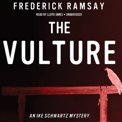 The Vulture by Frederick Ramsay audiobook