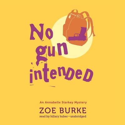 No Gun Intended by Zoe Burke audiobook