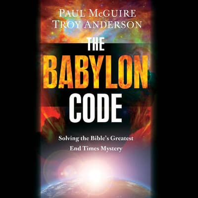 The Babylon Code by Paul McGuire audiobook