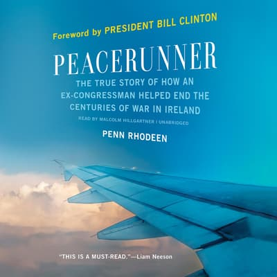 Peacerunner by Penn Rhodeen audiobook