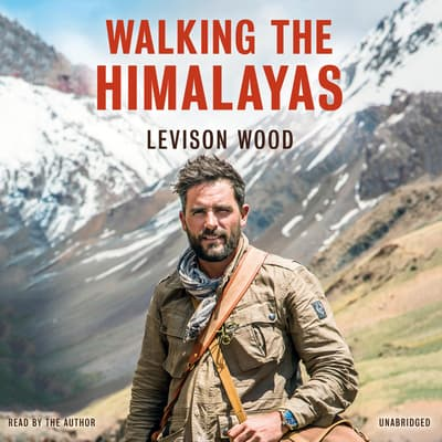 Walking The Himalayas by Levison Wood audiobook