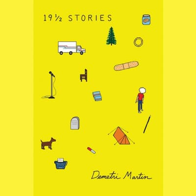 19½ Stories by Demetri Martin audiobook