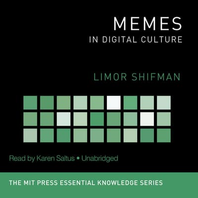 Memes by Limor Shifman audiobook
