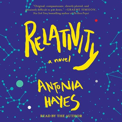 Relativity by Antonia Hayes audiobook
