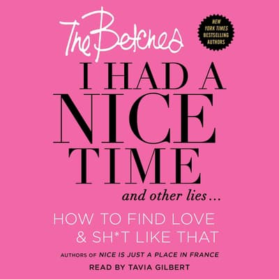 I Had a Nice Time And Other Lies... by The Betches audiobook