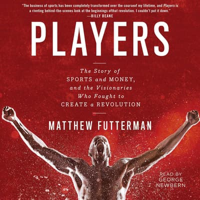 Players by Matthew Futterman audiobook