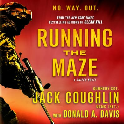 Running the Maze by Jack Coughlin audiobook