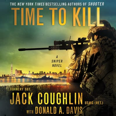 Time to Kill by Jack Coughlin audiobook
