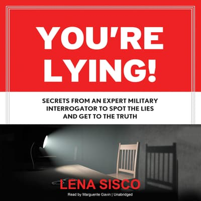 You're Lying! by Lena Sisco audiobook