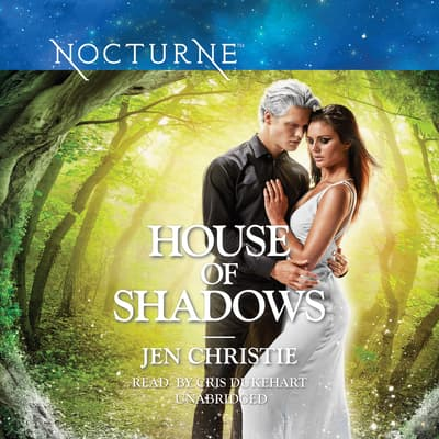 House of Shadows by Jen Christie audiobook