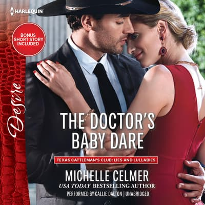 The Doctor's Baby Dare by Michelle Celmer audiobook
