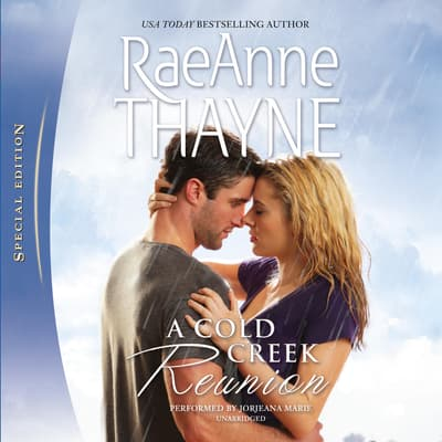 A Cold Creek Reunion by RaeAnne Thayne audiobook