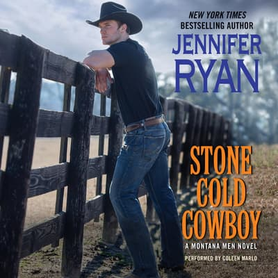 Stone Cold Cowboy by Jennifer Ryan audiobook