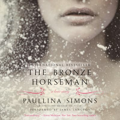 The Bronze Horseman by Paullina Simons audiobook