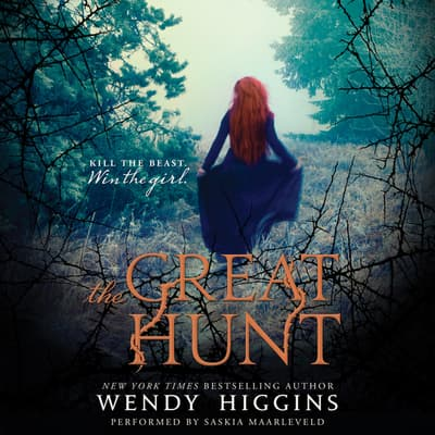 The Great Hunt by Wendy Higgins audiobook
