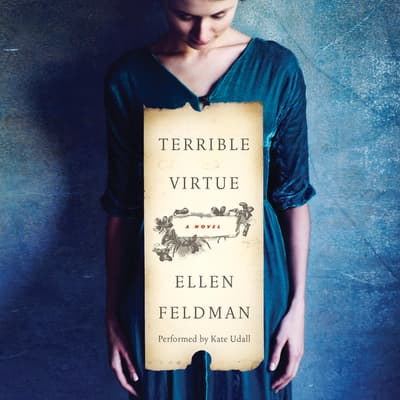 Terrible Virtue by Ellen Feldman audiobook