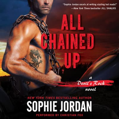 All Chained Up by Sophie Jordan audiobook