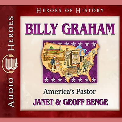 Billy Graham by Janet Benge audiobook