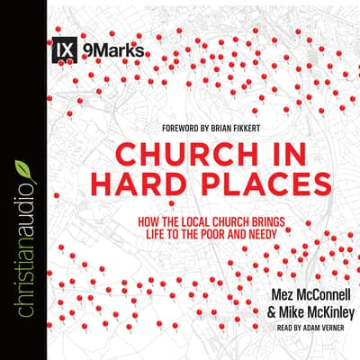 Church in Hard Places by Mez McConnell audiobook