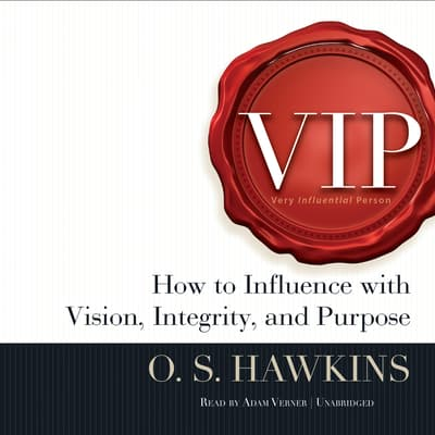 VIP by O. S. Hawkins audiobook