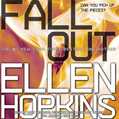 Fallout by Ellen Hopkins audiobook