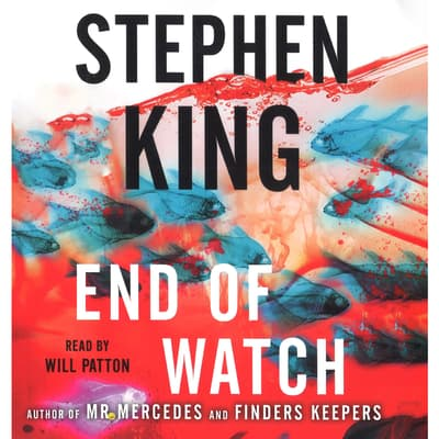End of Watch by Stephen King audiobook