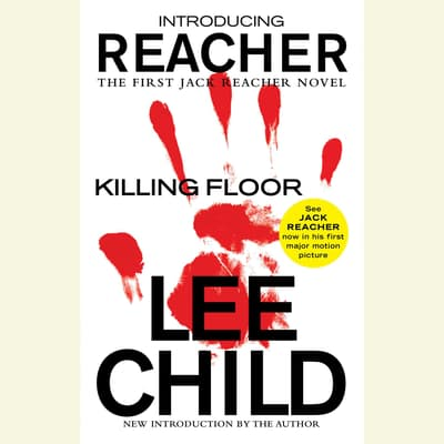 Killing Floor by Lee Child audiobook