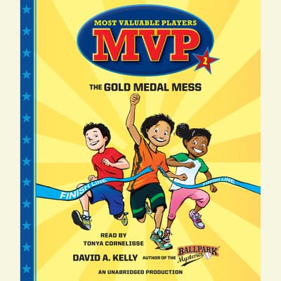 The Gold Medal Mess by David A. Kelly audiobook