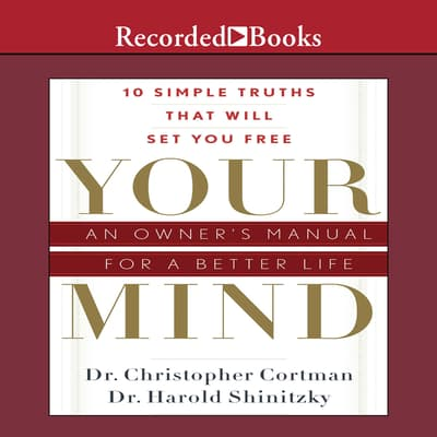 Your Mind by Christopher Cortman audiobook