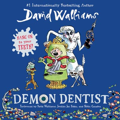 Demon Dentist by David Walliams audiobook
