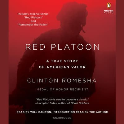 Red Platoon by Clinton Romesha audiobook