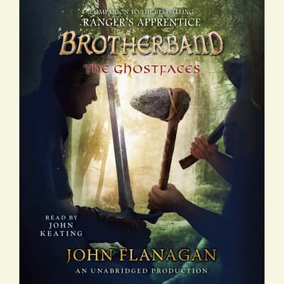 The Ghostfaces by John Flanagan audiobook