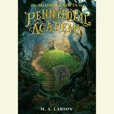 The Shadow Cadets of Pennyroyal Academy by M. A. Larson audiobook