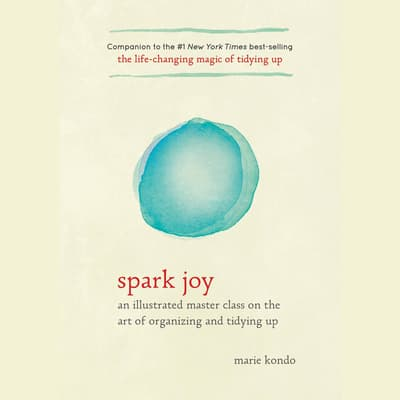 Spark Joy by Marie Kondo audiobook