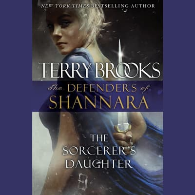The Sorcerer's Daughter by Terry Brooks audiobook