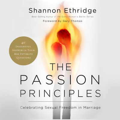 The Passion Principles by Shannon Ethridge audiobook