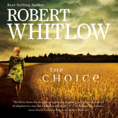 The Choice by Robert Whitlow audiobook