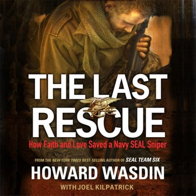The Last Rescue by Howard Wasdin audiobook