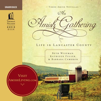 An Amish Gathering by Beth Wiseman audiobook