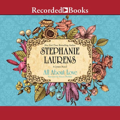 All About Love by Stephanie Laurens audiobook