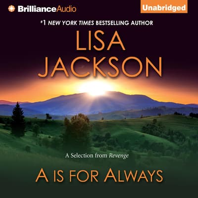 A is for Always by Lisa Jackson audiobook