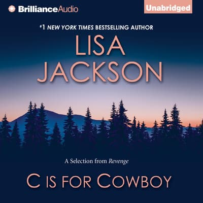 C is for Cowboy by Lisa Jackson audiobook