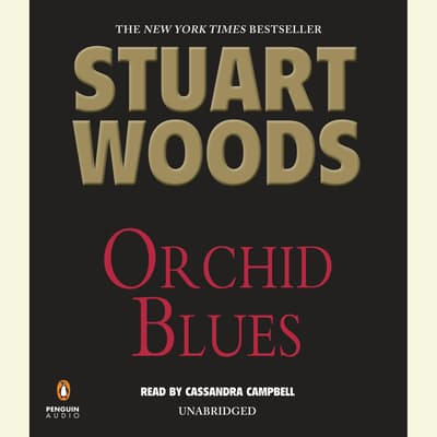 Orchid Blues by Stuart Woods audiobook