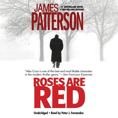 Roses Are Red by James Patterson audiobook