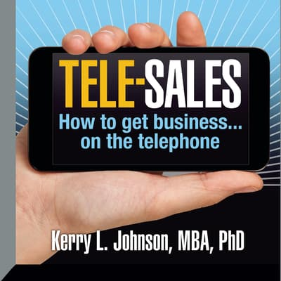 Tele-Sales by Kerry Johnson audiobook